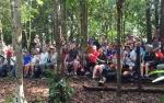 Ini Cara Prof Birute Promosikan Taman Nasional Tanjung Puting ke Wisatawan Tim Silversea Expedition