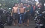 Pencuri Berambut Mohawk Sempat Disergap Pemilik Toko