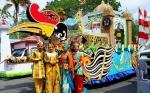 Bupati Ben Brahim Apresiasi Prestasi Mobil Hias Kapuas pada Pawai Taaruf STQ Nasional