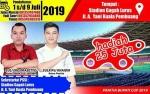 Kuota Peserta Turnamen Sepakbola Bupati Seruyan Sudah Full