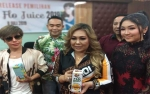 Warga Kalimantan Tengah Luncurkan Produk Herbal Kesehatan