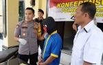 Polisi Tangkap Warga Kobar Ini saat Coba Edarkan Narkoba di Sukamara
