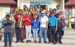 Halimah Saputri Siap Harumkan Nama Barito Selatan Pada Kontes Audisi KDI 2019