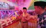 Gubernur Kunjungi Stand KTNA Seruyan