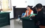 Pengedar Sabu Pasrah Divonis 6 Tahun Penjara