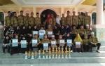 Kontingen Kapuas Bawa Pulang 12 Piala dari Pentas Seni PAI Kalimantan Tengah