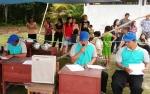 12 Desa di Kecamatan Rungan Telah Pemilihan BPD