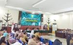 Pemko Palangka Raya Gelar Rapat Tepra