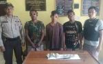 Polisi Tangkap 3 Pencuri Sarang Walet di Pulang Pisau