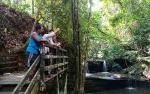 Pemkab Barito Utara Cek Lokasi Wisata untuk Dikembangkan