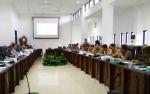 Pemkab dan DPRD Barito Utara Kembali Bahas Raperda Laporan Pertanggungjawaban APBD 2018
