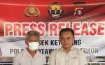 Tersangka Pembakar Lahan di Sampit Tidak Ditahan