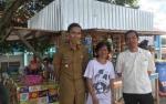 PT Sawit Sumbermas Sarana Tbk Bantu Kios Serbaguna untuk Warga Kelurahan Raja Pangkalan Bun