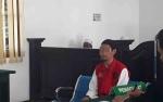 Naz Dibui 1,6 Tahun Penjara karena Pakai Sabu
