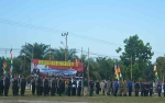 Upacara Hari Bhayangkara 2019 Polres Seruyan Dipusatkan di Kecamatan Hanau