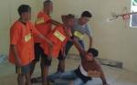 28 Adegan Diperagakan Dalam Rekonstruksi Kasus Pengeroyokan di Kapuas