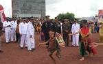Keanekaragaman Budaya Meriahkan Puncak Peringatan Hari Bhayangkara Polres Kotawaringin Timur
