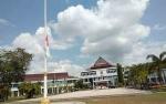 Pemerintah Kalteng Kibarkan Bendera Setengah Tiang sebagai Bentuk Duka