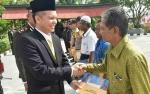 RT 19 Desa Tumbang Lambaing Juara 1 Lomba Pos Kamling