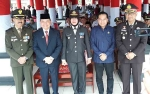 Ketua DPRD Kapuas Harapkan Momentum HUT Bhayangkara Tingkatkan Kerja Sama Unsur Forkopimda