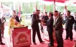 Gubernur Kalteng Hadiri Syukuran Hari Bhayangkara di Korem 102 Panju Panjung