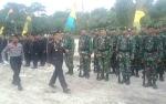 Polres Barito Selatan Pusatkan Puncak Peringatan Hari Bhayangkara ke 73 di Polsek GBA