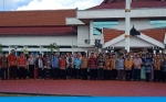 Ratusan Mahasiswa 4 IAIN Kuliah Kerja Nyata di Barito Selatan