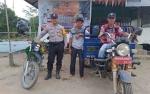 Polsek Kapuas Barat Ajak Warga Berpartisipasi Aktif Cegah Karhutla