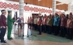 Ketua DAD Kalteng Kukuhkan Pengurus DAD Kapuas Masa Bakti 2019-2024