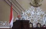 Gubernur Beri Tanggapan terhadap Pandangan Umum DPRD