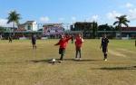 Sekda Seruyan Buka Turnamen Bupati Cup 2019