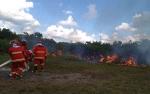 Pemprov Kalimantan Tengah Terima Bantuan Alat Pemadam Kebakaran dari China