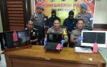 Polres Kotim Ringkus Dua Pencuri di Desa Pundu