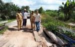 PBS Kelapa Sawit Diminta Bantu Perbaiki Jembatan Sipa Sipu