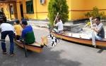 Olahraga Rekreasi Dipusatkan di Lapangan Koramil Sukamara
