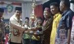Kotawaringin Timur Juara Umum Peda KTNA XII Kalimantan Tengah