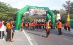 Strong Man Kapolres Cup Semarakan Hari Bhayangkara di Kotawaringin Barat
