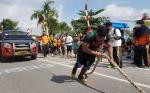 Lomba Strong Man Kapolres Cup untuk Ciptakan Pemuda Tangguh