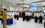 Bupati Barito Utara Lantik 3 Anggota Badan Permusyawaratan Desa