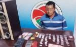 Polisi Tangkap Warga Kumai Pengedar Sabu