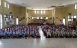 Siswa Baru di SMAN 5 Palangka Raya Terima Sosialisasi Berbagai Topik