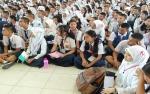 Ratusan Siswa Baru SMAN 3 Palangka Raya Ikuti MPLS Selama 3 Hari