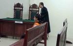Wanita Terdakwa Sabu Terancam 7 Tahun di Kasus Pertama