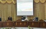 Lima Fraksi Setujui Raperda Pertanggungjawaban Pelaksanaan APBD TA 2018