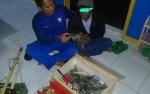 Polisi Tangkap Nelayan Ikan Gunakan Alat Setrum