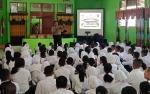 Polsek Murung Ingatkan Generasi SMAN 1 Murung Tidak Terlibat Narkoba