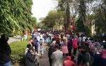 184 Personel Polres Kotawaringin Timur Amankan Aksi Demo Dua Kelompok Masyarakat