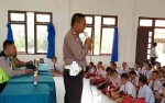 Police Go To School Pada MPLS SMPN 1 Murung