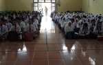 Tak Ada Perpeloncoan Selama MPLS di SMA Negeri 1 Sukamara
