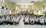 Panitia MPLS SMAN 5 Palangka Raya Patuhi Teguran Kepala Dinas Pendidikan